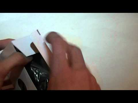Dutch: Alcatel One Touch 606 unboxing