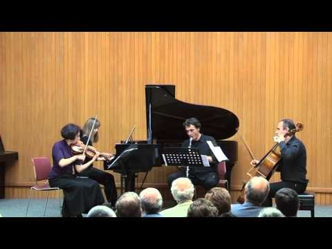 Maria Georgiadou - Variations & Fugue on a theme of N. Astrinidis for Quarteto