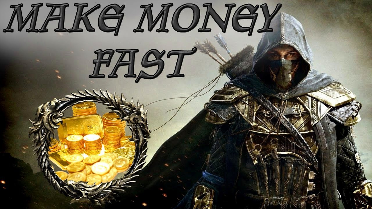 eso how to get money fast