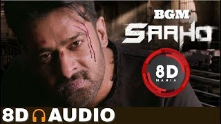 Saaho BGM || Shades Of Saaho || 8D AUDIO || Chapter 1 || Prabhas