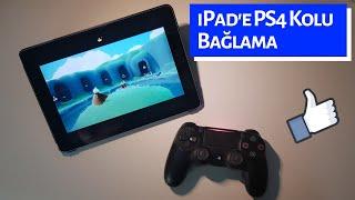 iPad'e PS4 Kolu Bağlama iPadOs 13