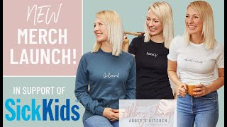 NEW & Exciting Merch LAUNCH!