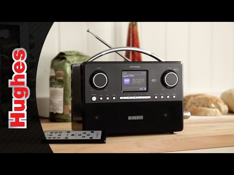 Roberts Radio Stream 93i DAB/DAB+/FM/Internet Smart Radio