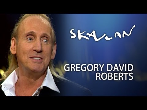 Gregory David Roberts Interview | SVT/NRK/Skavlan