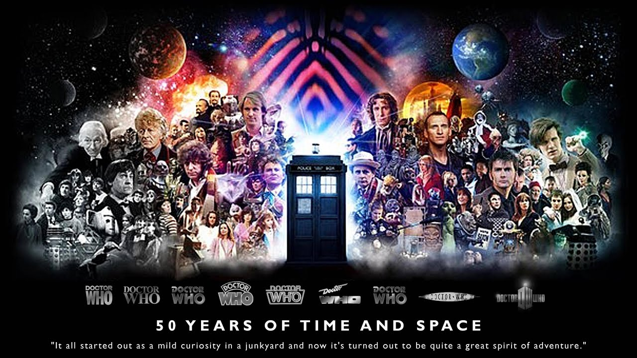 Doctorwhohelivesinyouall Regenerations - Youtube