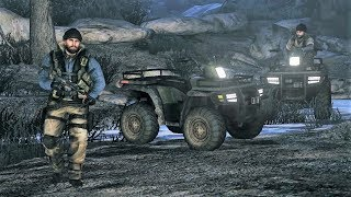 Night Sniper Mission - ATV Mission - Stealth Mission - Running with Wolves - Medal of Honor