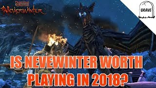(PS4) Is Neverwinter Worth Playing In 2018? The Good And Bad