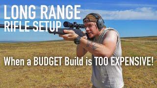 EXTREME BUDGET Long Range Rifle Setup