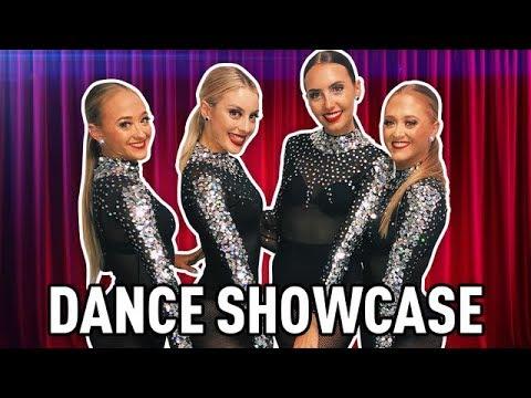 DANCE SHOWCASE! | The Rybka Twins