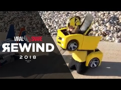TOP 100 VIRAL VIDEOS OF THE YEAR 2018