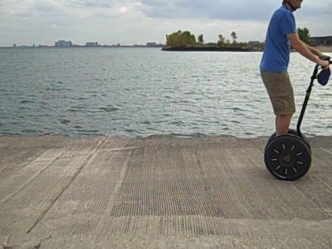 Video Blog - Segway'in in the Windy City