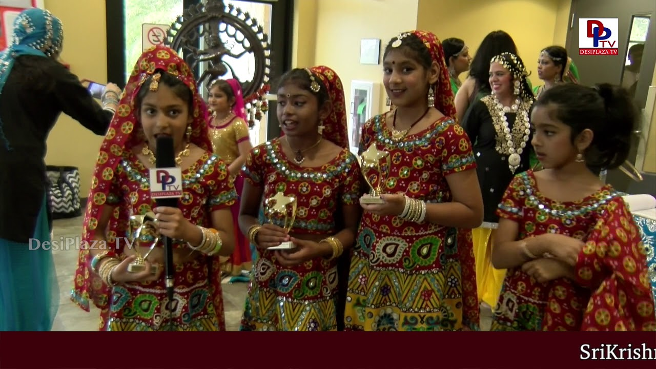 Beautiful girls excited to being a part of 'Beyond Bollywood : Explore India through Dancing' | DPTV