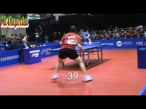 Table Tennis  - Nice Points Compilation 1 -