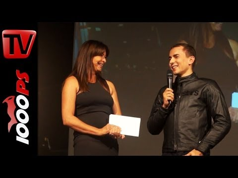 Yamaha MT-07 World Premiere - with Jorge Lorenzo