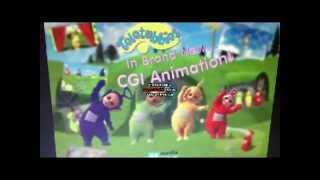 Teletubbies Brand New CGI Series (Fan-Made Trailer) (Mid 2014)