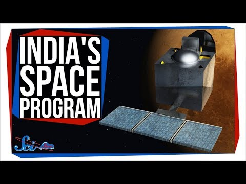 The Coolest Missions from India's Space Program