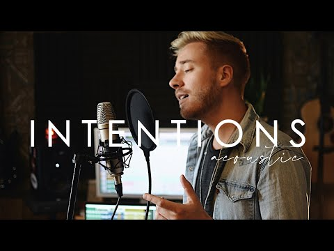 Justin Bieber - Intentions ft Quavo Acoustic Cover