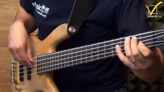 Walking Bass Tone & andamento Swing - Corso di basso