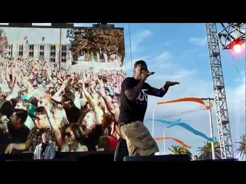 Dizzee Rascal-Sound of Da Police/Sirens live@Treasure Island Festival-Oct 15, 2011