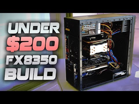 The $188 FX-8350 USED Gaming PC - Is Pile Driver Still Good in 2018?