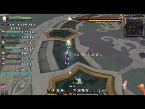 Dragon Nest SEA Rune Dragon Nest Hardcore 3 Man Service Abysswalker Pov