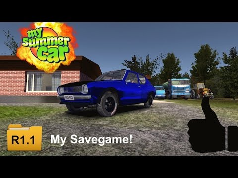 My Savegame R1.1 | My Summer Car