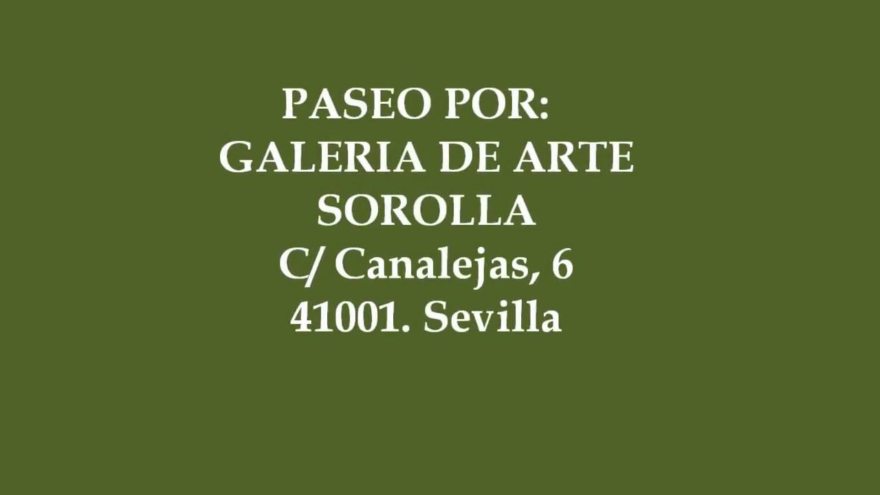 Galeria de arte y cuadros al oleo en sevilla sorolla - Galeria de arte sorolla ...