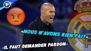 Zidane s'en prend à ses joueurs après la défaite du Real | Revue de presse