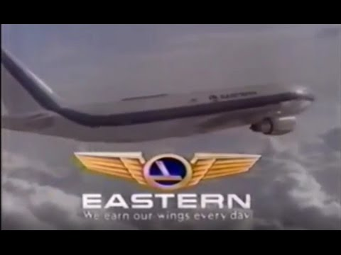 1984 Eastern Airlines Commercial