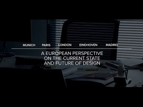 Mormedi. A European perspective on the current state and future of design
