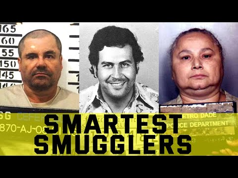 Most INTELLIGENT Smugglers Of All Time!