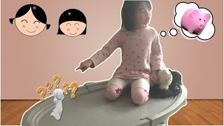 """Emma's Piggy Bank Disappeared 