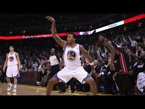 Brandon Rush CAREER Highlights! Warriors/Pacers/Jazz