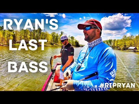 How To Fish The Spawn - Ryan's Last Fish - Bass Fishing