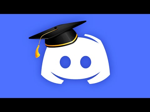 I STARTED A SCHOOL ON DISCORD