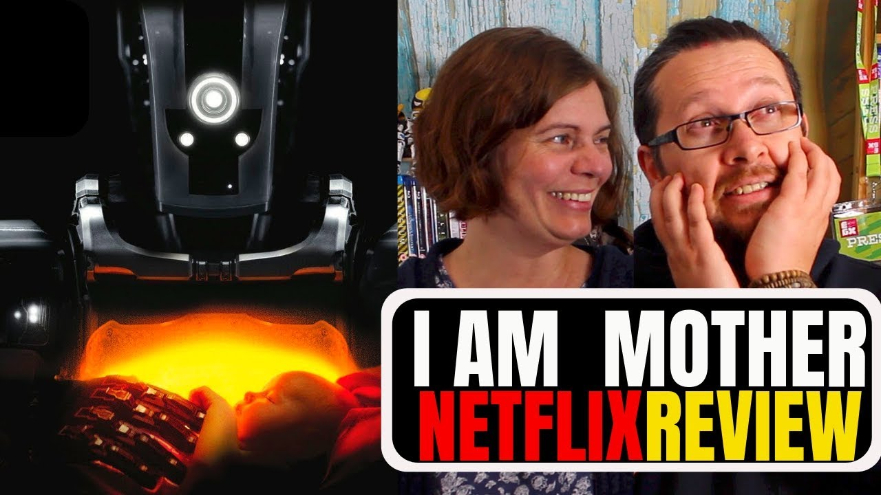 I AM MOTHER Netflix Original Movie Review | 2019