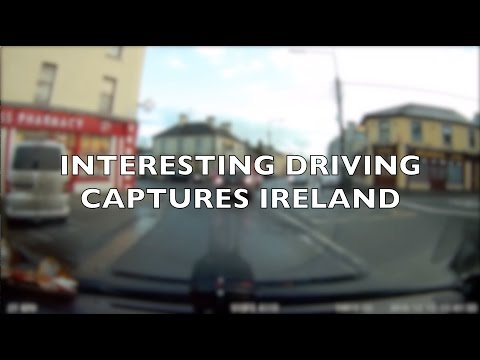 Bad Drivers and Interesting Driving Captures Ireland #1