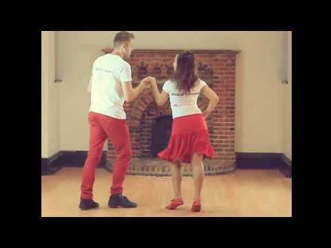 Forro Tutorial - Lesson V with Douglas and Gladys London - Brazilian UK Academy