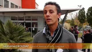 Mohamed Boudiaf - Séminaire Le SVE pour les jeunes qui n