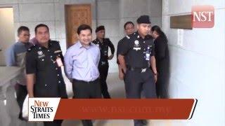 Rafizi remanded for three days over OSA probe