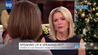 connectYoutube - Donald Trump's accusers speak out, again
