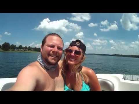 Table Rock Lake Vacation 2016