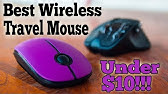 VicTsing Wireless Mouse Review - YouTube