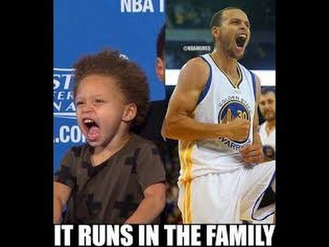 34b4619d567a All Riley Curry best moments  HD compilation  - YouTube