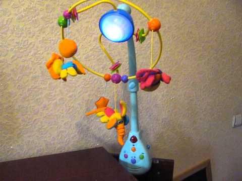Мобиль на кроватку Merry Go Round Mobile Baby Baby (Mobile BabyBaby)