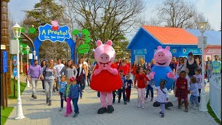 Gardaland Peppa Pig Land - NEW 2018