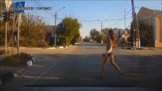 #3 Пешеходы-нарушители не хотят жить? / Idiots!