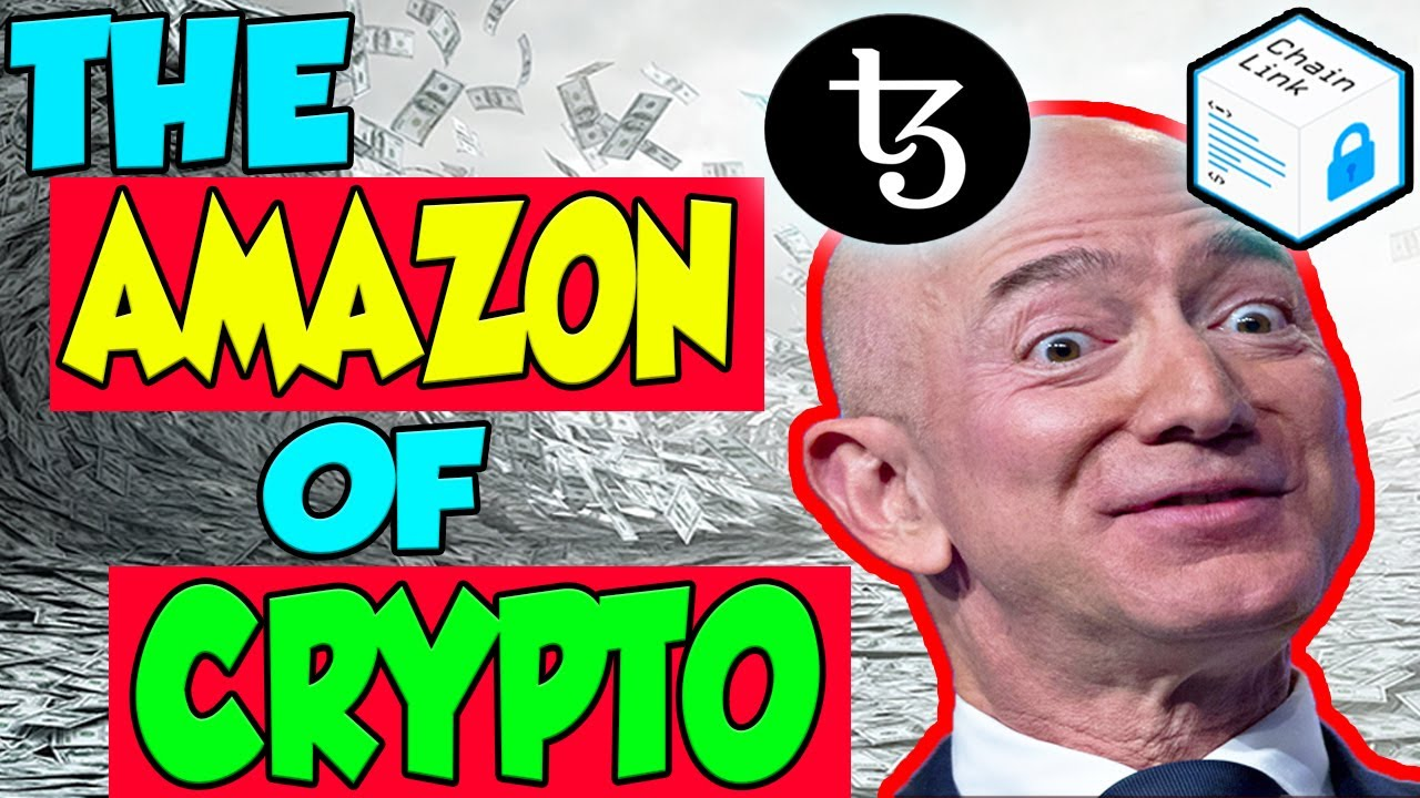 amazon investment in cryptocurrency