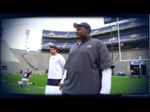 Larry Johnson -- Penn State Football Asst. Coach / Defensive Line