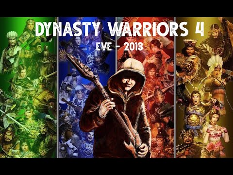 Eve - Dynasty Warriors 4 - Heavy Metal Guitar Cover
